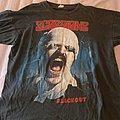 Scorpions: Blackout t-shirt