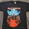 Iron Maiden - TShirt or Longsleeve - Somewhere Back In Time