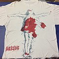 Deicide - TShirt or Longsleeve - DEICIDE Once Upon The Cross