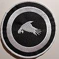 Katatonia Woven Circle Patch