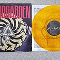 Soundgarden - Badmotorfinger orange vinyl