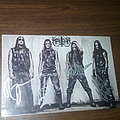 Marduk - Other Collectable - Marduk signed photo