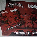 Hatevömit / Nunslaughter split vinly