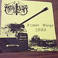 Marduk - Tape / Vinyl / CD / Recording etc - Marduk-live izmir siege 2008(yellow color edition )