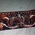 Marduk world funeral sticker