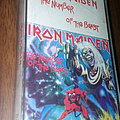 Iron Maiden-The Number of the Beast Tape / Vinyl / CD / Recording etc