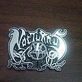 Nocturnus AD metal pin