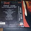 Mayhem - Tape / Vinyl / CD / Recording etc - Mayhem – European Legions (Live In Marseille 2000)