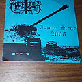 Marduk - Tape / Vinyl / CD / Recording etc - Marduk-live izmir siege 2008(blue color edition )