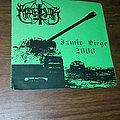 Marduk - Tape / Vinyl / CD / Recording etc - Marduk-live izmir siege 2008(green color edition )