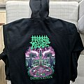 Domination Hooded Top