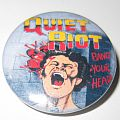 Other Collectable - Quiet Riot Bang Your Head Pin/Button