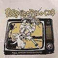 Possuído Pelo Cão Full Speed Thrashcore Shirt