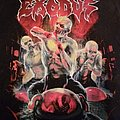 Exodus Blood In Blood Out Tour Shirt