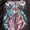 Aborted - Hooded Top - Aborted Butchered Lobotomy Hoodie