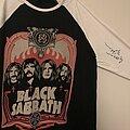 Black Sabbath - TShirt or Longsleeve - Signed Black Sabbath shirt