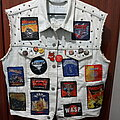 Venom - Battle Jacket - My vest (FINALLY)