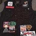 Endseeker - Battle Jacket - Work in Progress Deathmetal Vest Update