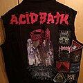 Acid Bath - Battle Jacket - Work in Progress Deathmetal Vest