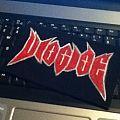 Viocide logo patch