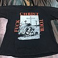 Blasphemy - TShirt or Longsleeve - Fuck Christ Tour '93 TS