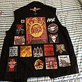 Slayer - Battle Jacket - WIP Black Battlevest