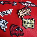 King Diamond - Patch - Small Embroidered Patches