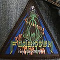 Forbidden - Patch - Twisted into Form patch