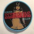 Scorpions - Patch -  SCORPIONS Virgin Killer Limited Edition