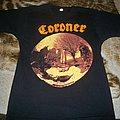"Coroner ""R.I.P."" t-shirt"