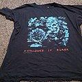 "Sadus - TShirt or Longsleeve - Sadus ""Swallowed In Black"" 1990 tour shirt"