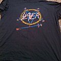 "Slayer ""Hell Awaits"" tour shirt 1985"
