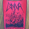 Condor - Riders of Violence red backpatch