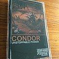 Condor - Unstoppable Power cassette / tape (New)