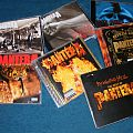 Complete Pantera CD collection
