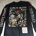 Napalm Death Campaign For Musical Destruction Europe 92 TShirt or Longsleeve