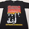 Kreator extreme aggression t shirt