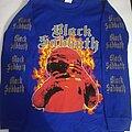 Black Sabbath - TShirt or Longsleeve - Black Sabbath Born Again Long Slleve T Shirt