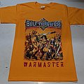 Bolt Thrower Warmaster t shirt