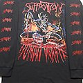 Suffocation - TShirt or Longsleeve - Suffocation long sleeve t shirt