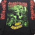 Terrorizer long sleeve t shirt