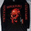 Sepultura T Shirt Long Sleeve