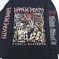 Napalm Death - TShirt or Longsleeve - Napalm Death T Shirt