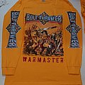 Bolt Thrower warmaster long sleeve t shirt