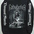 Graveland - TShirt or Longsleeve - Graveland thousand swords long sleeve t shirt