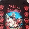 Vital Remains - TShirt or Longsleeve - Vital Remains Icons of Evil long sleeve t shirt