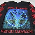 Vital Remains - TShirt or Longsleeve - Vital Remains