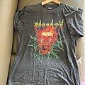 Morgoth - TShirt or Longsleeve - Morgoth European Tour 1990 Tshirt