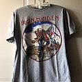 Iron Maiden - TShirt or Longsleeve - World Piece Tour '83 Phase II