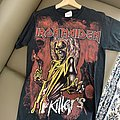 Iron Maiden - TShirt or Longsleeve - Iron Maiden Killers - Bootleg Mid 2000
